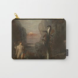 HERCULES AND THE LERNAEAN HYDRA - GUSTAVE MOREAU Carry-All Pouch
