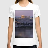 "greece T-shirts featuring Greece by ""CVogiatzi."