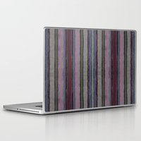 baroque Laptop & iPad Skins featuring Baroque lines by Tony Vazquez