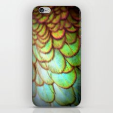 duck feathers iPhone & iPod Skin