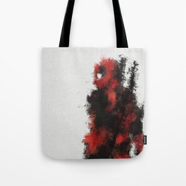 Merch with A Mouth Tote Bag