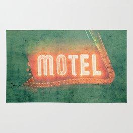 Old Motel Rug