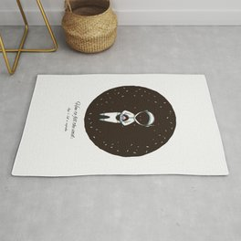 How to Fill the Void Rug
