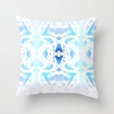 Raga 2 Throw Pillow