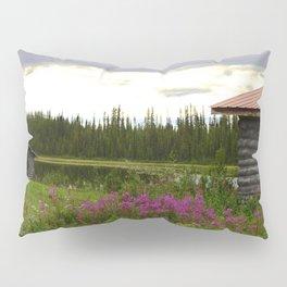 Pioneer Cabin II - Alaska Pillow Sham