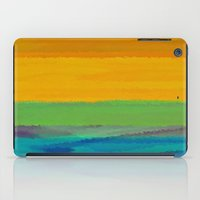 fallout iPad Cases featuring Fallout Sunrise by Fringeman