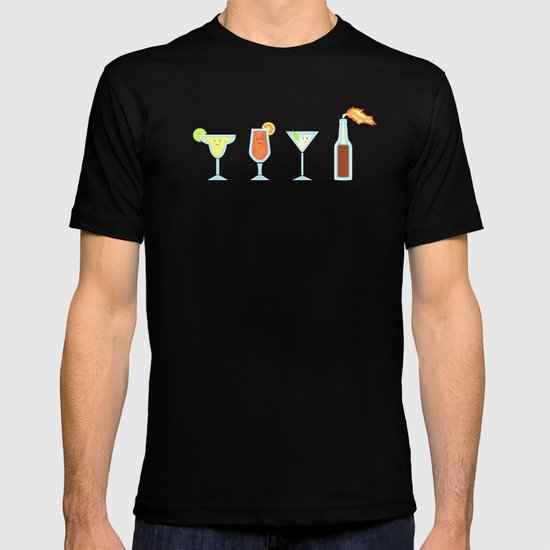 Cocktails! T-shirt