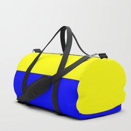 Flag of Zandvoort Duffle Bag
