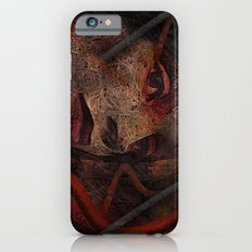 Shell - Cyborg Portrait iPhone 6s Slim Case