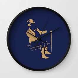 let me rest a bit Wall Clock