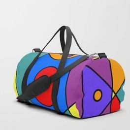 Abstract #71 Duffle Bag