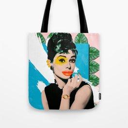 Kylie Hepburn Tote Bag