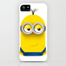 Minion KEVIN iPhone Case