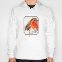 robin Hoodies featuring Robin by Paint the Moment