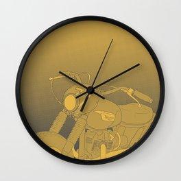 tr Wall Clock