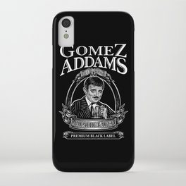 Macabre Lager iPhone Case