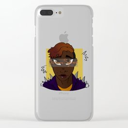 Aubrey Clear iPhone Case