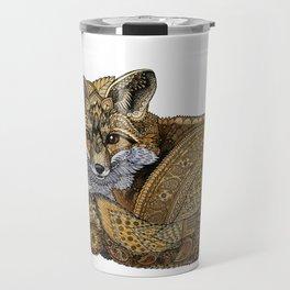 Fox Kit Travel Mug