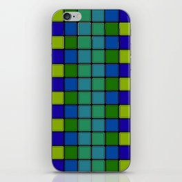 Out of Focus Chex iPhone Skin