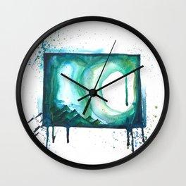 Colorado is Home Wall Clock