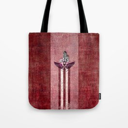 poloplayer red Tote Bag