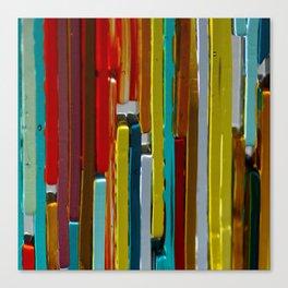 Transpire Glass Canvas Print