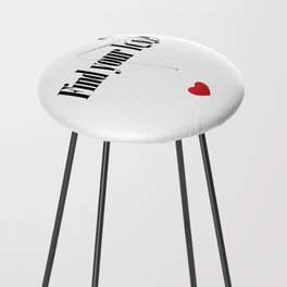 Find Your Love Counter Stool