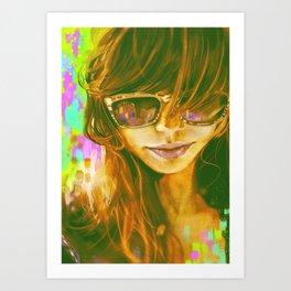Poca Art Print