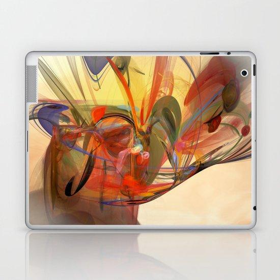 Beautiful Chaos Laptop & iPad Skin