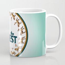 The West Medallion Coffee Mug