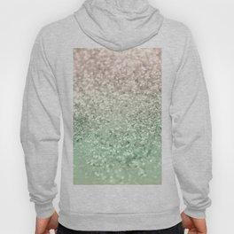 Blush Glitter Dream #3 #shiny #decor #art #society6 Hoody