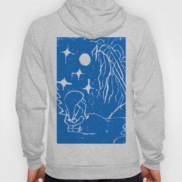 The Winter Elf - Snow Blue Hoody
