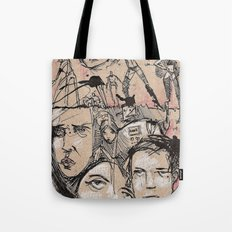Hater Or Lover Tote Bag