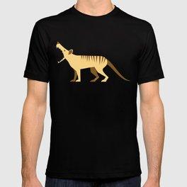 EXTINCT: Thylacine (Tasmanian Tiger) T-shirt