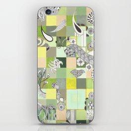 Botanist Boundaries no.2 iPhone Skin