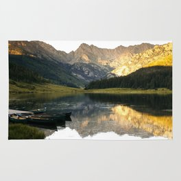 Its the little things, Piney Lake Colorado Rug