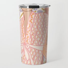 Pastel Babe Travel Mug