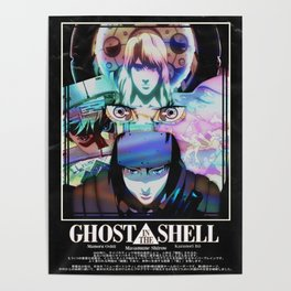 Ghost in the Shell Poster Poster