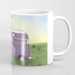 Summer bus Coffee Mug