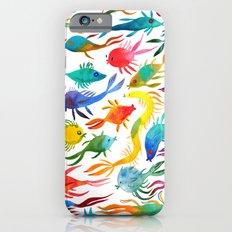 Fishes Slim Case iPhone 6s