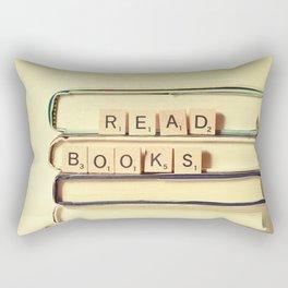 Read Books Rectangular Pillow