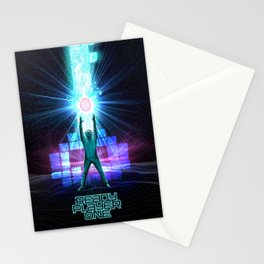 Ready Player One Stationery Cards