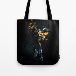 I AM GRIMLOCK!  Tote Bag