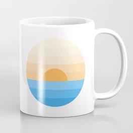 Sun goes down Coffee Mug