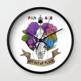 Pan+Ace Wall Clock