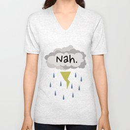 Essense of Nah Unisex V-Neck