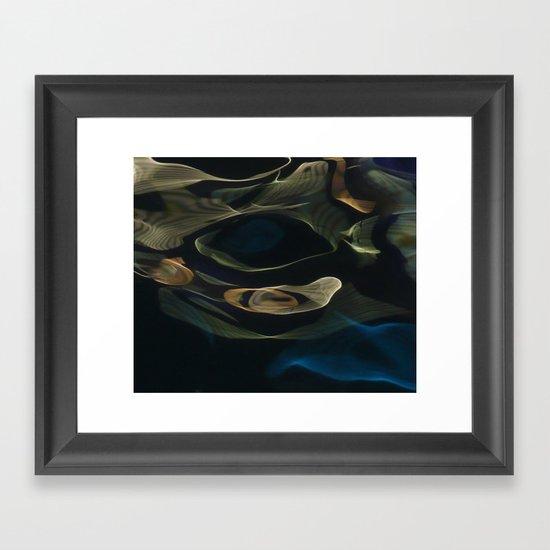 WATER / H2O #31 Framed Art Print
