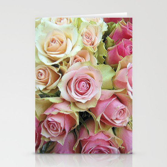 Sweet Memories Stationery Cards