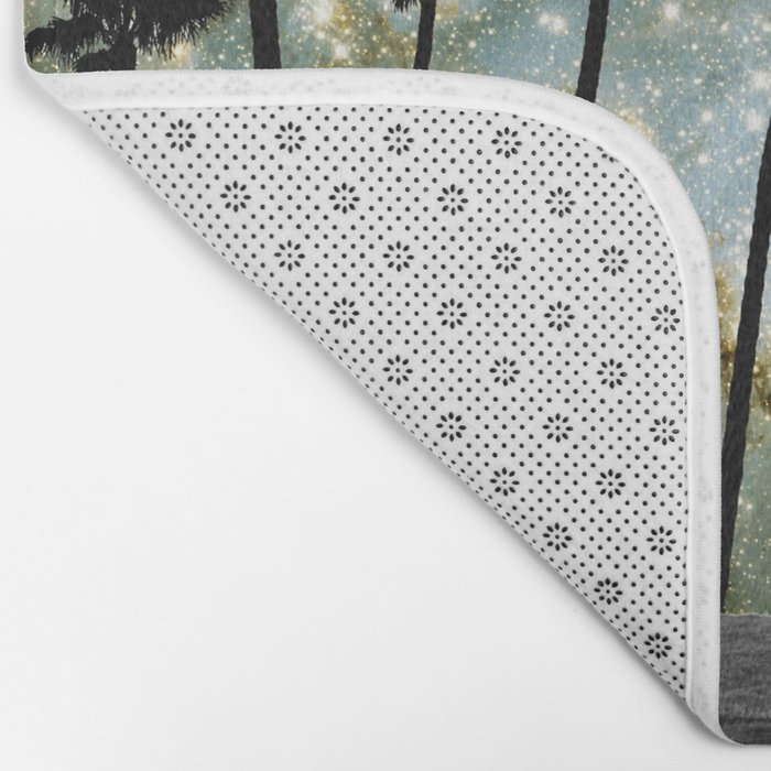 Paradise Galaxy Dream Bath Mat