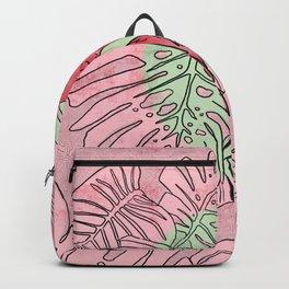 Paradise bird Backpack